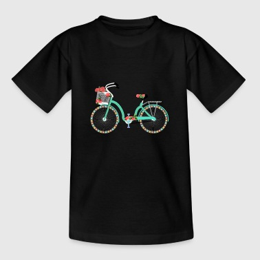 Biker T-Shirt - Teenage T-Shirt
