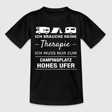 Therapie Hohes Ufer - Teenager T-Shirt