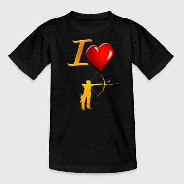 archery - Teenage T-Shirt