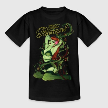 Bombshells Poison Ivy teenager T-shirt - Teenager-T-shirt