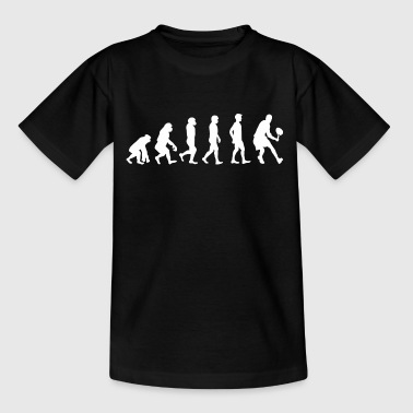 Evolution Tennis - Teenager T-Shirt