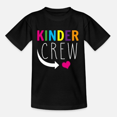 Schulkind-kind Kinder Crew Shirt Schulkind - Teenager T-Shirt