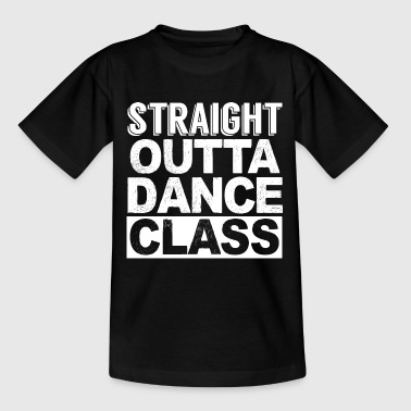 Cours de danse Straight Outta - T-shirt Ado