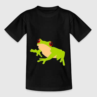 Frog Common Frog Tree Frog Nature - Teenager T-shirt