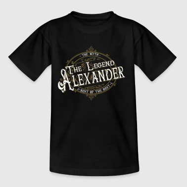 Alexander - Teenager T-shirt