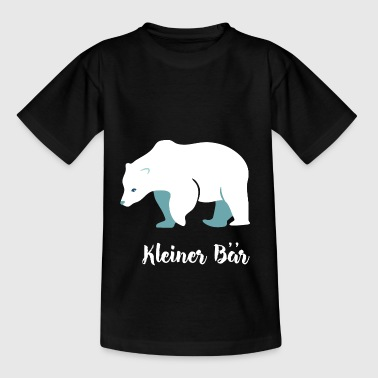 kleiner eisbär - Teenager T-Shirt