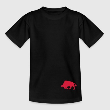 Bullfighting bullfight - Teenage T-Shirt