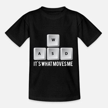 Gamer - PC - Nerd - Geek - Gift - Teenager-T-shirt