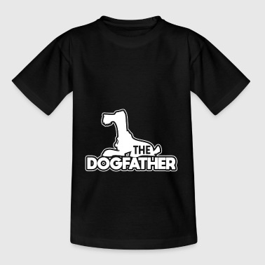 De DOGFATHER - Teenager T-shirt