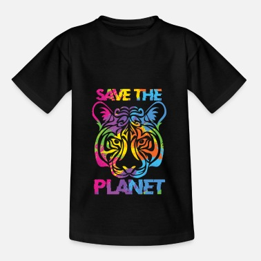 Save The Planet Save the planet - Teenage T-Shirt
