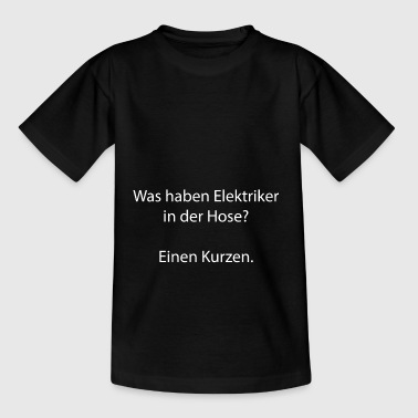 Witz - Teenager T-Shirt