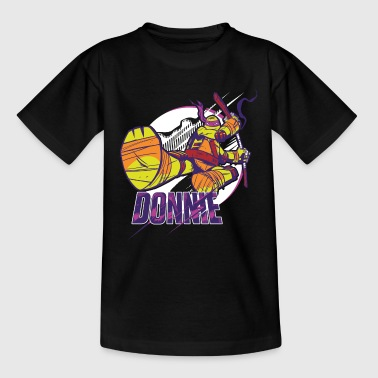 Tortues Ninja Donatello Donnie Lutte - T-shirt Ado