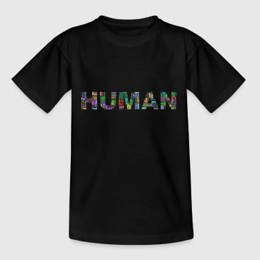 Human - Teenager T-Shirt