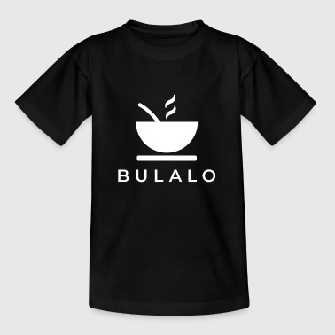 Bulalo filippinsk mad traditionel gave - Teenager-T-shirt