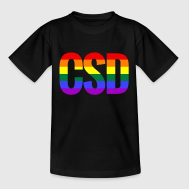 CSD - Teenager T-Shirt