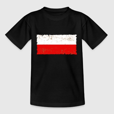 Poland - Teenage T-shirt