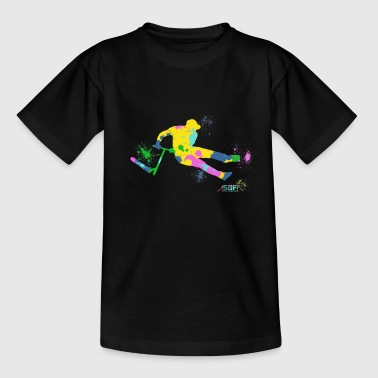 patinete - Camiseta adolescente