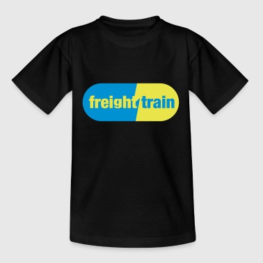 Freight Train - Teenage T-Shirt