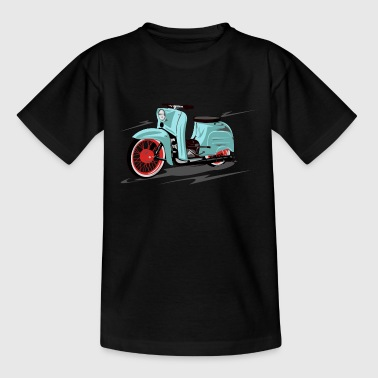 Simson swallow mint, peppermint - Teenage T-shirt