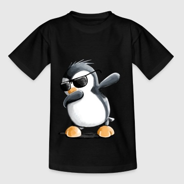 Dabbing Penguin - Dab Dance - Cool - Comic - Leuk - Teenager T-shirt