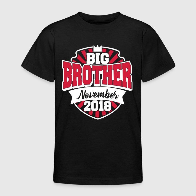 big brother november 2018 gro er bruder 2018 baby von. Black Bedroom Furniture Sets. Home Design Ideas