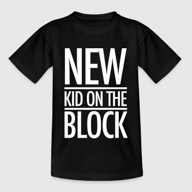 Baby-Entwurf - New Kid - Teenager T-Shirt
