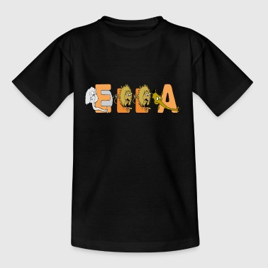 Ella Ella - Teenager T-Shirt