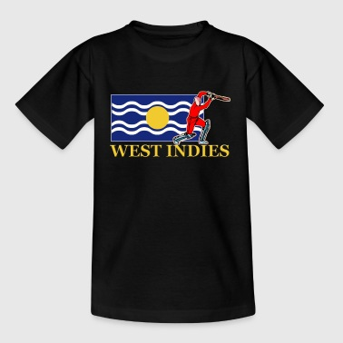 West Indies Cricket Player - Teenage T-Shirt