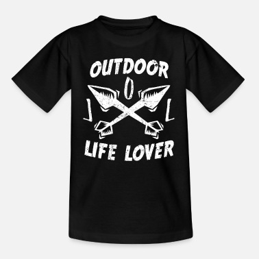 Outdoor Outdoor - Teenage T-Shirt