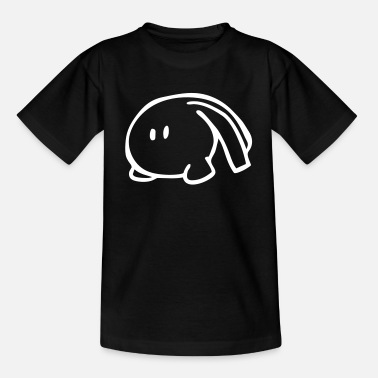 Monster Ohren Ostern - Langohr Monster - Hase - Teenager T-Shirt