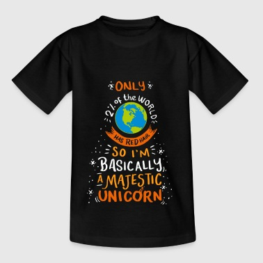 I'm Basically A Majestic Unicorn Gift - Teenage T-Shirt