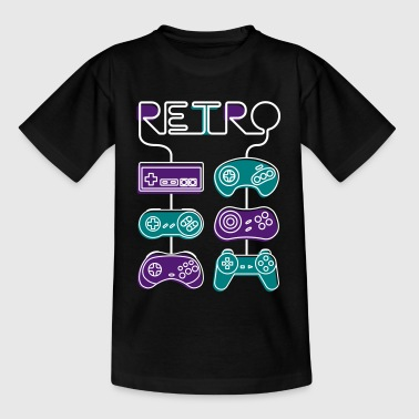 Retro Gaming - T-shirt Ado
