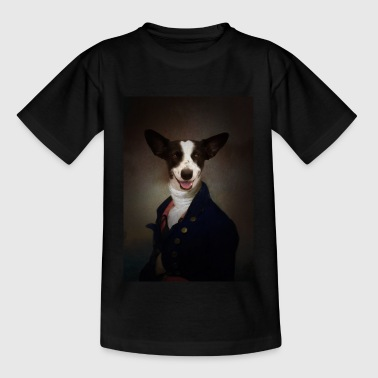 Doggy Reich - Teenager T-Shirt