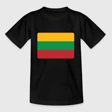 LITHUANIA IS NO. 1 - Teenage T-shirt