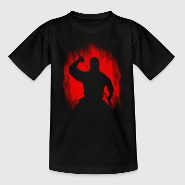 Ninja / Samurai Warrior - Teenager T-Shirt