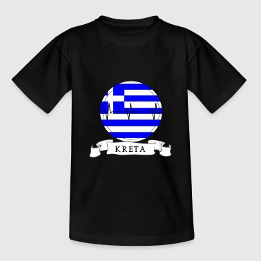 Kreta - Teenager T-Shirt