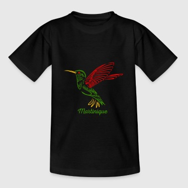 colibri_Martinique - T-shirt Ado