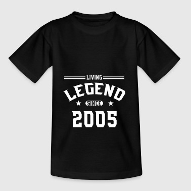 Living legend since 2005 - Teenage T-Shirt