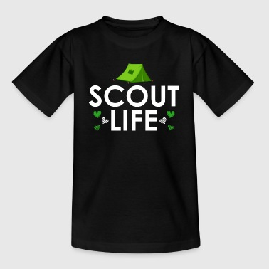 Scout Life - Scout Life - Teenager T-shirt