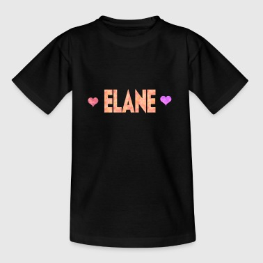 Elane - Teenager T-shirt