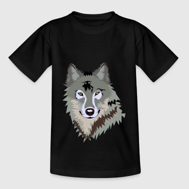 Wolf - Teenager T-Shirt