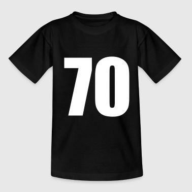 70 - Teenage T-Shirt