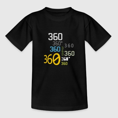 360  - Teenager T-Shirt