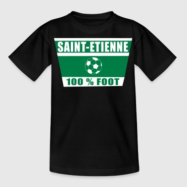 Saint-Étienne football - T-shirt Ado