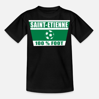 Stéphanois Saint-Étienne football - T-shirt Ado