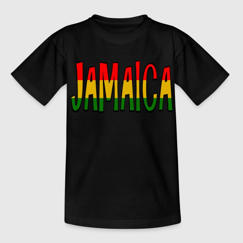 jamaica - Teenage T-shirt