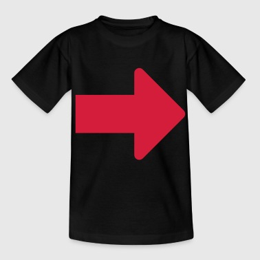Arrow arrow - Teenage T-Shirt