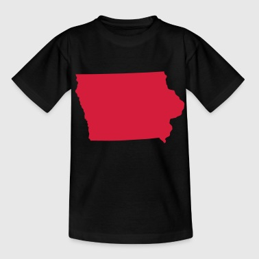 iowa usa - T-shirt Ado