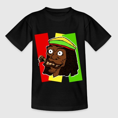 rasta - Teenage T-shirt