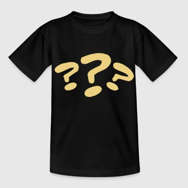 cartoon ??? - Teenager T-Shirt
